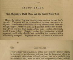 American turf register and sporting magazine. September 1840. Page 451-452.