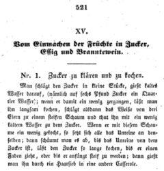 Anonymus: Hamburgisches Kochbuch. Hamburg, 1839. Page 521.