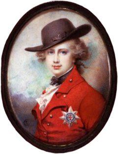 George IV in 1780.