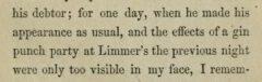 Mrs. Gore: The money-lender. Vol. I. London, 1843. Page 13.
