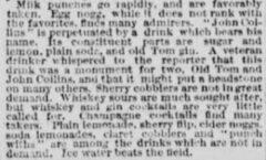 The Sun, July 1872.