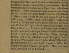 Leonhard Ludwig Finke: Versuch einer allgemeinen medicinisch-praktischen Geographie, Dritter Band, 1795, page 172.