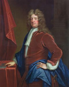 Edward Russell, about 1715.