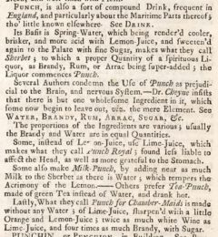 Ephraim Chambers: Cyclopaedia, 1728, page 910.