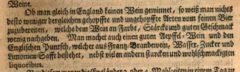 Guy Miege: Des Herrn Guy Miege Geist- und Weltlicher Staat von Groß-Britannien und Irrland nach der gegenwärtigen Zeit, 1718, page 361.