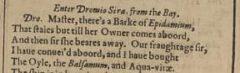 Mr. Wiliam Shakespeares Comedies, Histories, & Tragedies. 1623, page 93.