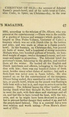 The Farmer's Magazine. January 1839, page 46-47.