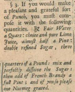 William Salmon: Pharmacopoeia Bateana, 1694, page 759.