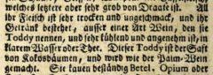 Amédée- Francois Frezier: ... Reise nach der Süd-See, und denen Cüsten von Chili, Peru und Brasilien. Hamburg, 1745, page 632.