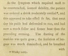 R. Leny: Remarkable case of a boy ... . Edinburgh, 1792, page 12.