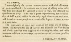 The Naval Chronicle. Vol. 3. London, 1800, page 53.