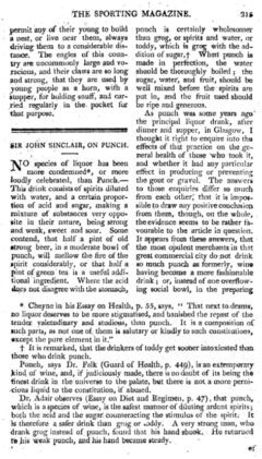 The Sporting Magazine, 1808, page 215.
