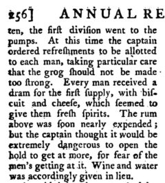 The annual register, or, a view of the history, politics, and literature for the year 1790. London, 1793, page 256.