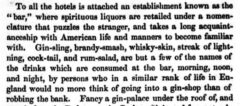 Charles Mackay: Life and liberty in America. New York, 1859, page 34.