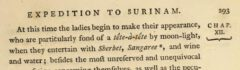 John Gabriel Stedtmann: Narrative, of a five years' expedition ... . London, 1796, page 293.